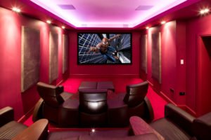Home Cinema so crystal Clear its like looking through a window.