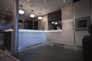 kitchen audio visual
