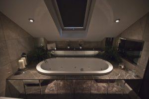 bathroom audio visual