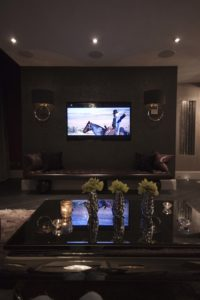 lounge audio visual