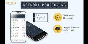 New Domotz Network Monitoring Service