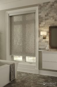 QMotion Shades – wireless blinds